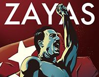 CONVERSE - COMIC (ZAYAS)