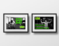 Poster Designs for ISI Elite Training
