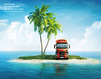 Ford Trucks - Yol Yardım Hizmeti