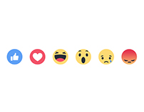 Facebook - Reactions