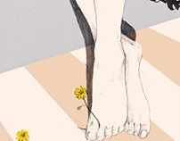 Summer feet
