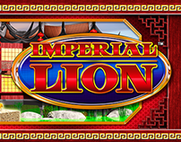 Imperial Lion - Gaming Artwork