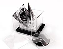 Collectors' Box Design - Architect Ieoh Ming Pei