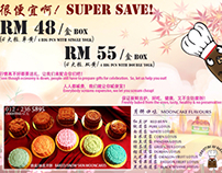 Cheapest mooncake in Malaysia