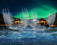Arctic Train Rush