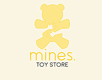 Mines Toy Store Logo