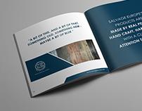 Brochure design | 2016