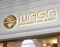 NAGA APARTMENTS AND WINERY