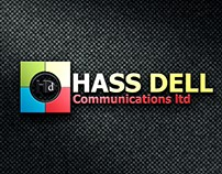 Logo Design presentation for Hass Dell Communications