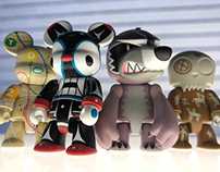 Toy Graphics & Designs