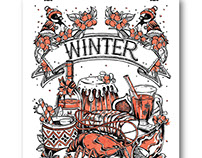WINTER FEAST POSTER