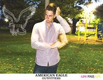 American Eagle Fashion Ads