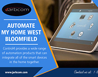 Automate my Home West Bloomfield | Call - 1-800-369-037