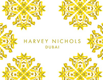 Harvey Nichols HN Crackers Design