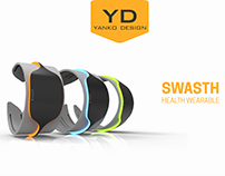 SWASTH- Modular Health wearable belt