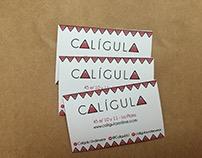 Calígula Underwear - Branding