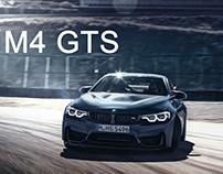 BMW ///M4 GTS(2018)*