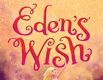 EDEN'S WISH / HAND LETTERING