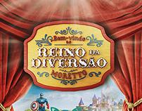 Lojas Moretto - Reino da Diversão