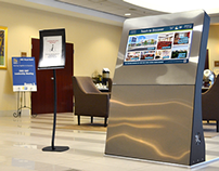 Four Points Hotel- Interactive Kiosk