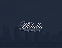 Aldalla Logo Design Concept (2)