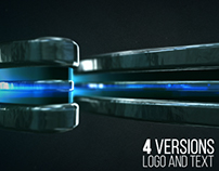 3D Logo Title Opener, After Effects Templates