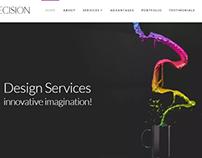 Virtual Precision Website