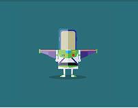 Buzz Lightyear  X  Me