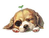 【定制版NO.47】——比格犬哈瑞