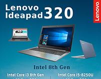 Lenovo Ideapad 320 Poster