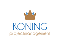 identity design Koning projectmanagement + advies