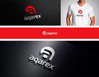 Aqarex logo