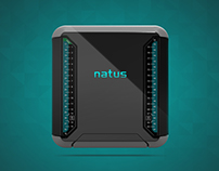 Natus Quantum Wireless Amplifier