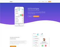 Emaus - SaaS, WebApp, Ebook Landing Page HTML