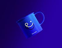 Logo - take a coffee
