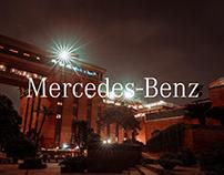 Dead City// Mercedes-Benz