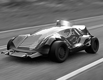 FC Falcon- Autonomous chasing vehicle