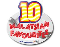 Brochure - Malaysian Favourites