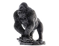 Gorilla, Carving Art