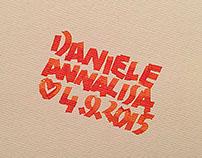 Daniele + Annalisa