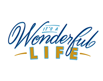 Goodwill Gala It's a Wonderful Life logo