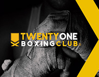 Twentyone boxing club