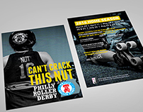 Philly Roller Derby 2016 Campaign