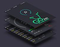 UI/UX Spinning App