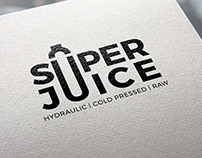 superjuice LOGO design