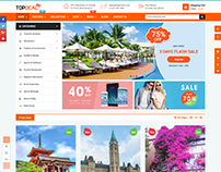 TopDeal - Multipurpose Shopify Theme with Sectioned
