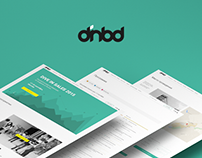 DNBD Conference. Responsive Site