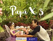 TBPLP Papá X 3