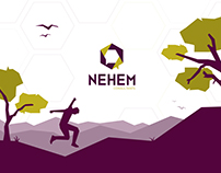 Nehem - Corporate identity