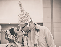 Priya and John's Wedding in India